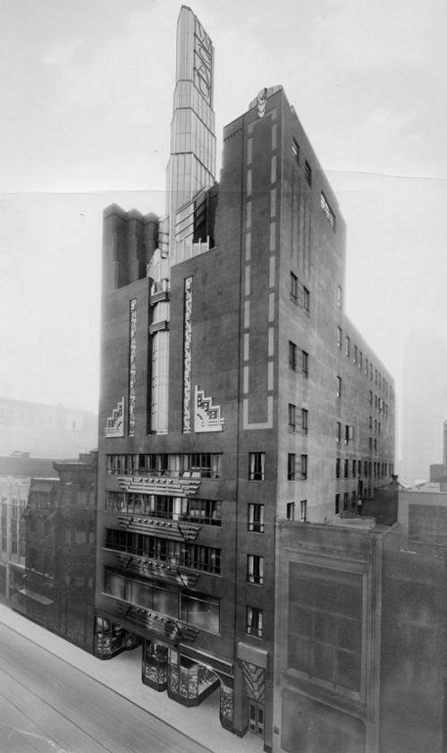 wcau 1933