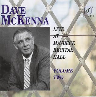 Dave McKenna - Maybeck