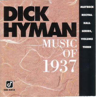 Dick Hyman - Maybeck