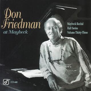 Don Friedman - Maybeck