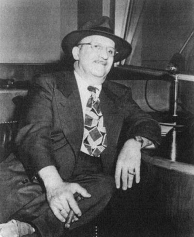 Photo above of Herman Lubinsky
