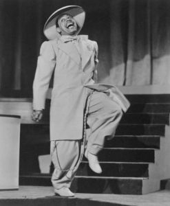 Photo above of Cab Calloway by AllMusic