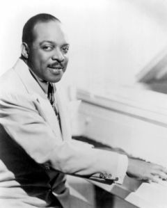 Photo above of Count Basie