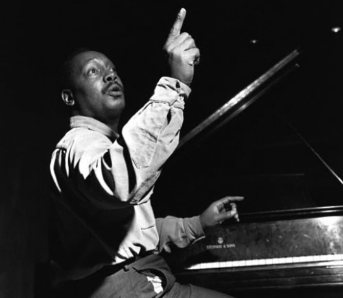 Photo above of Tadd Dameron by BerkleeJazz.org