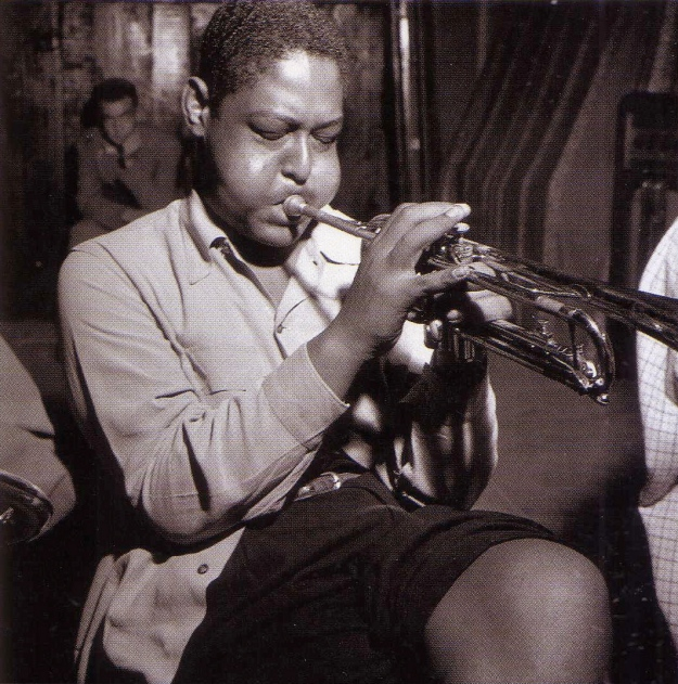 Photo above of Fats Navarro by Yeslk.Com
