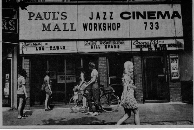 "Photo above of ""Paul's Mall"" byThe Music Museum of New England"