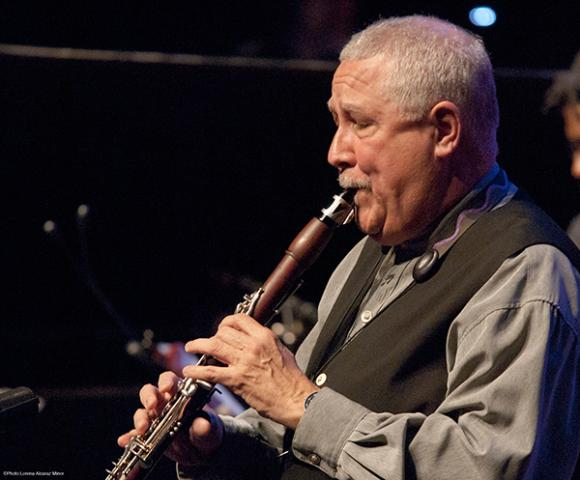 Photo above of Paquito D'Rivera from aztecatrends.com