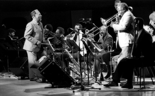 Dizzy Gillespie and the United Nation Orchestra, Roy Thompson Hall, Toronto, June 1988