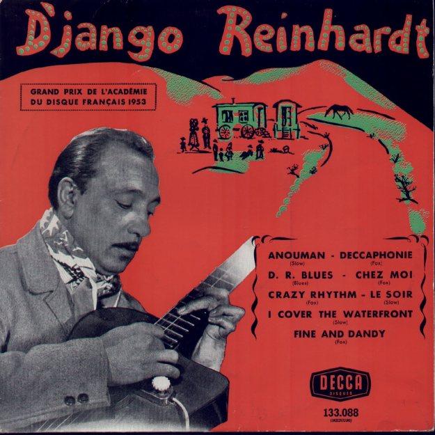 Django Reinhardt Decca (1)